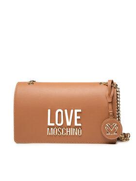 LOVE MOSCHINO LOVE MOSCHINO Rankinė JC4099PP1DLJ020A Ruda