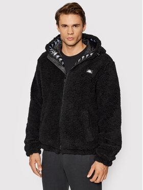 Kappa Kappa Báránybőr kabát Jow 310018 Fekete Regular Fit