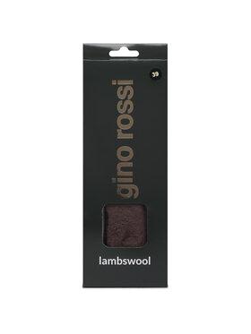 Gino Rossi Gino Rossi Semelles anti-froid Lambswool 000-12 r.39 Marron