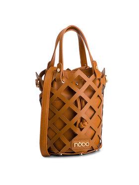 Nobo Nobo Τσάντα NBAG-G3010-C017 Καφέ