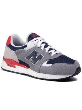 New Balance New Balance Sneakersy ML570ATY Tmavomodrá