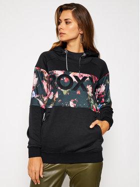 Roxy Roxy Sweatshirt Liberty ERJFT04214 Schwarz Regular Fit