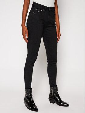 Tommy Jeans Tommy Jeans Super Skinny Fit džinsai Sylvia Hr DW0DW09161 Juoda Super Skinny Fit