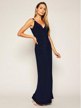Lauren Ralph Lauren Lauren Ralph Lauren Večerní šaty Long Gown 253792261003 Tmavomodrá Regular Fit