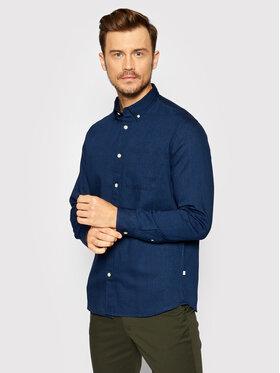 Selected Homme Selected Homme дънкова риза Rick 16077358 Тъмносин Regular Fit