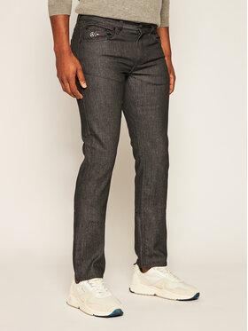 Tommy Hilfiger Tailored Tommy Hilfiger Tailored Blugi Regular Fit MERCEDES-BENZ Denton TT0TT06724 Negru Regular Fit