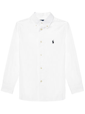 Polo Ralph Lauren Polo Ralph Lauren Košile 322819238001 Bílá Slim Fit