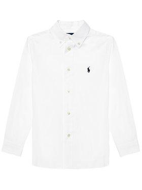 Polo Ralph Lauren Polo Ralph Lauren Πουκάμισο 322819238001 Λευκό Slim Fit