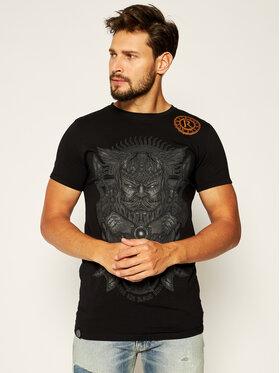 Rage Age Rage Age T-Shirt Swaróg Monoch Černá Regular Fit