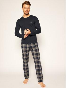 Emporio Armani Underwear Emporio Armani Underwear Pizsama 111791 0A567 57735 Sötétkék
