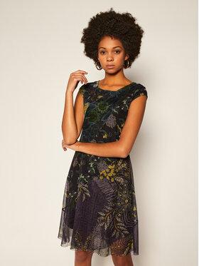 Desigual Desigual Sukienka codzienna Houston 20WWVK61 Kolorowy Regular Fit