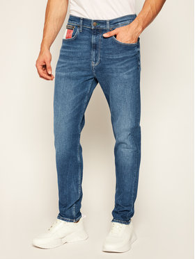 Tommy Jeans Tommy Jeans Jeansy Relaxed Fit Rey DM0DM08011 Tamsiai mėlyna Relaxed Fit