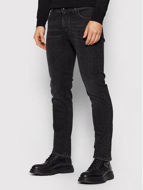 Jacob Cohën Jacob Cohën Jeans Nick U Q M06 12 S 3607 Schwarz Slim Fit