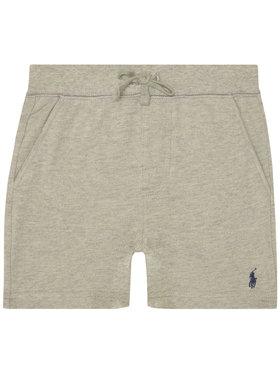 Polo Ralph Lauren Polo Ralph Lauren Σορτς υφασμάτινο Summer 321803599001 Γκρι Regular Fit
