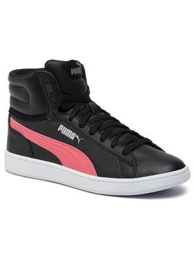 Puma Puma Sneakersy Vikky V2 Mid SL Jr 370619 01 Černá