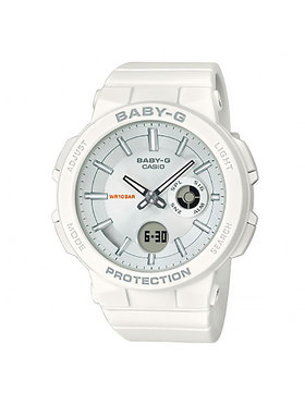 Baby-G Baby-G Uhr BGA-255-7AER Weiß
