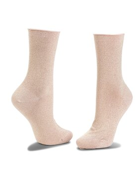 Joop! Joop! Ilgos Moteriškos Kojinės Lurex Sock Ier 760.059 Rožinė