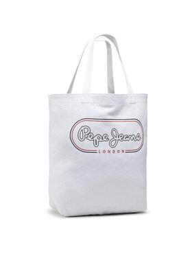 Pepe Jeans Pepe Jeans Borsa Mer PL031208 Bianco