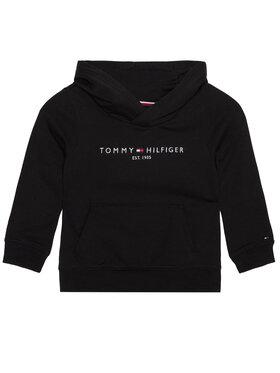 TOMMY HILFIGER TOMMY HILFIGER Μπλούζα Essential KB0KB05796 M Μαύρο Regular Fit