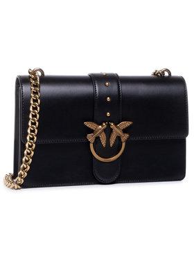 Pinko Pinko Handtasche Love Classic Icon Simply C AI 20-21 PLTT 1P21SE Y6JC Schwarz