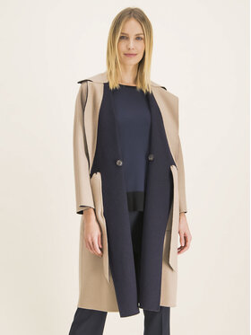 Weekend Max Mara Weekend Max Mara Преходно палто Balta 50110107 Тъмносин Loose Fit