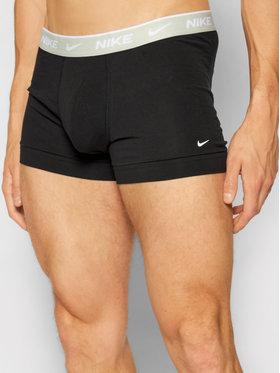 Nike Nike 2 pár boxer Everyday 0000KE1085 Fekete