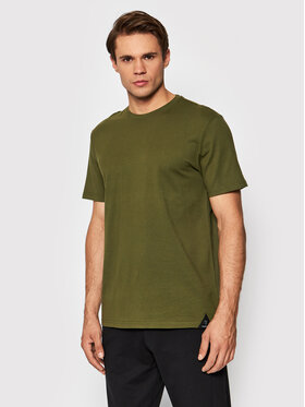 Outhorn Outhorn T-Shirt TSM600 Zielony Regular Fit