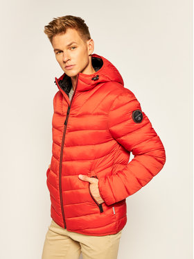 Napapijri Napapijri Daunenjacke Aerons H NP0A4ENN Orange Regular Fit