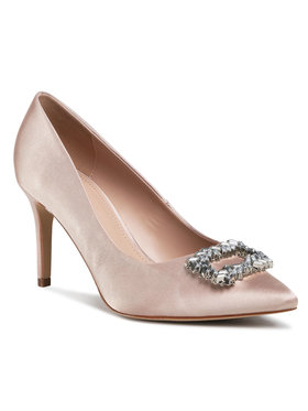 Jenny Fairy Jenny Fairy Pantofi cu toc subțire LS5367-04 Bej
