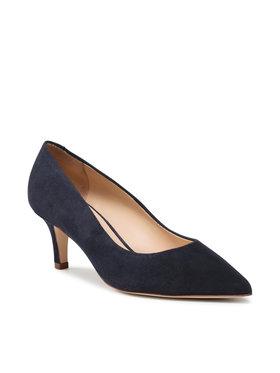Solo Femme Solo Femme Pantofi 48901-02-K33/000-04-00 Bleumarin
