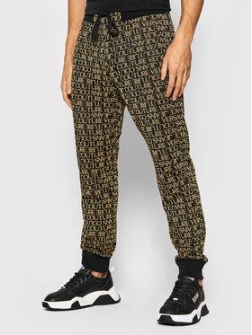 Versace Jeans Couture Versace Jeans Couture Spodnie dresowe 71GAA3B9 Czarny Regular Fit