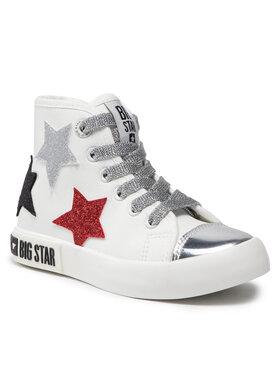BIG STAR BIG STAR Sneakersy II374029 Biały