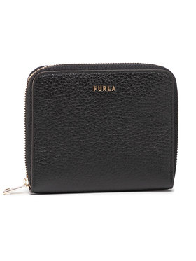 Furla Furla Malá dámská peněženka Babylon PCY1UNO-HSF000-O6000-1-007-20-CN-P Černá