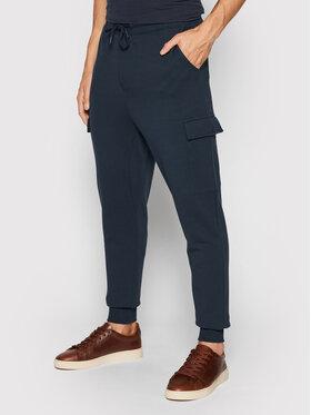 JOOP! Jeans JOOP! Jeans Spodnie dresowe 15 Jjj-19Saint 30027869 Granatowy Regular Fit