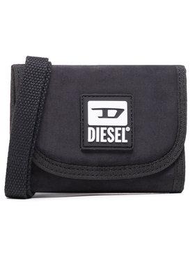 Diesel Diesel Голям мъжки портфейл Yoshino Loop III X07900 P3383 Черен