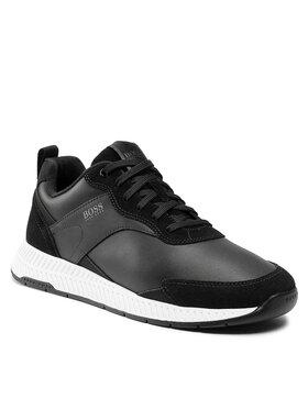 Boss Boss Sneakersy Titanium 50459890 10214595 01 Černá