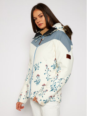 Billabong Billabong Doudoune Daytime U6JF23 BIF0 Blanc Tailored Fit