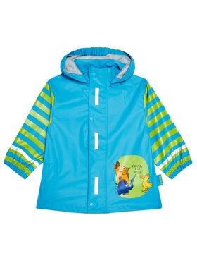 Playshoes Playshoes Kurtka przeciwdeszczowa 408506 Niebieski Regular Fit