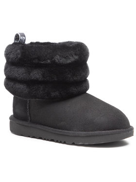 Ugg Ugg Buty T Fluff Mini Quilted 1103612K Czarny