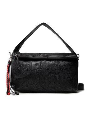Desigual Desigual Дамска чанта 21WAXP40 Черен