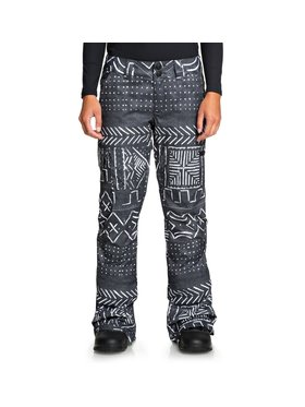 DC DC Snowboardové nohavice EDJTP03024 Sivá Tailored Fit