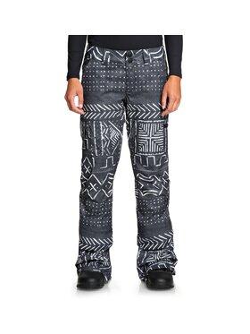 DC DC Spodnie snowboardowe EDJTP03024 Szary Tailored Fit