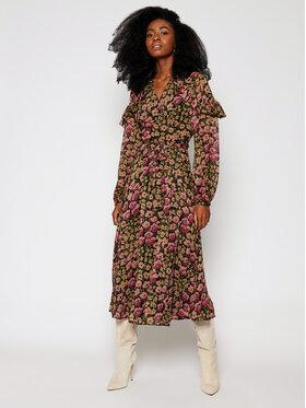 Polo Ralph Lauren Polo Ralph Lauren Sukienka codzienna Lsl 211814338002 Kolorowy Regular Fit
