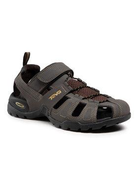 Teva Teva Sandale Forebay 1001116 Smeđa
