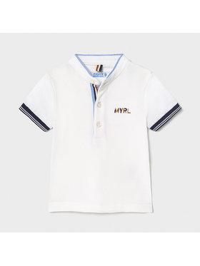 Mayoral Mayoral T-Shirt 1102 Biały Regular Fit
