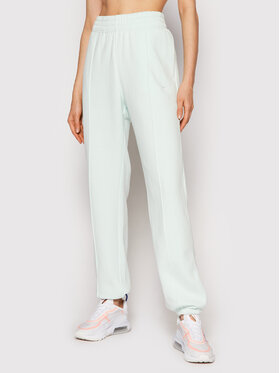 Nike Nike Teplákové kalhoty Sportswear Essential BV4089 Zelená Loose Fit