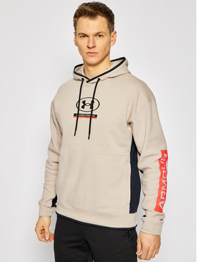 Under Armour Under Armour Sweatshirt Ua Pack 1357100 Marron Loose Fit