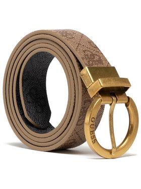 Guess Guess Дамски колан Naya Belts BW7501 VIN30 Кафяв