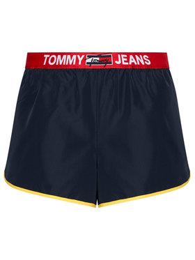 Tommy Hilfiger Tommy Hilfiger Sportiniai šortai UW0UW02994 Tamsiai mėlyna Regular Fit