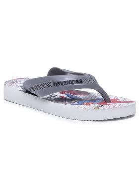 Havaianas Havaianas Flip flop Kids Max Herois Fc 41303027852 Gri